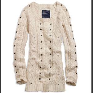 American Eagle Tunic Sweater